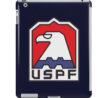 USPF - ESCAPE FROM NEW YORK iPad Case/Skin