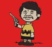 CHARLIE BRONSON / CHARLES BROWN One Piece - Short Sleeve
