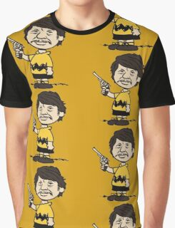 CHARLIE BRONSON / CHARLES BROWN Graphic T-Shirt