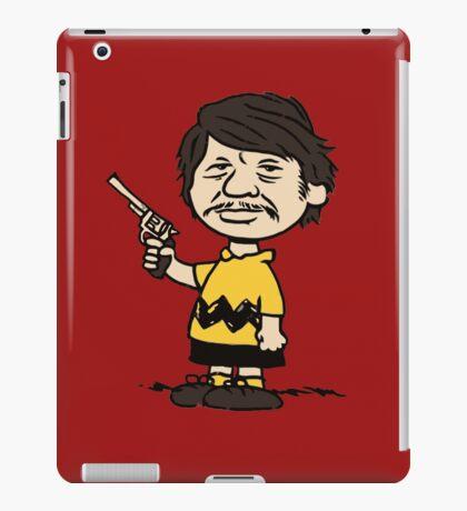 CHARLIE BRONSON / CHARLES BROWN iPad Case/Skin