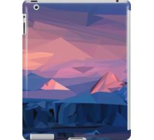 Mountain Sunset iPad Case/Skin