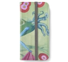 Aqua Craft  iPhone Wallet/Case/Skin