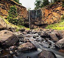 Trentham Falls by radityopradipto