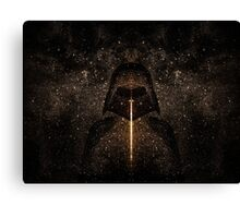 Force of light through the dark side Canvas Print