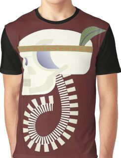 Indie G skull Graphic T-Shirt