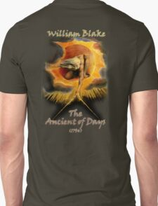 William BLAKE, GOD, BLAKE, Ancient of Days, Artist, English poet, painter, printmaker Unisex T-Shirt