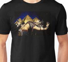 Bellydance of the Pyramids Unisex T-Shirt