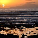 Sunset in Bundoran - Ireland by Arie Koene