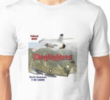 Dogfighters: F-86 vs Gnat Unisex T-Shirt