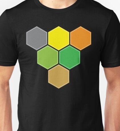V for VICTORY (CATAN) Unisex T-Shirt