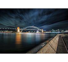 Circular Quay Sydney  Photographic Print
