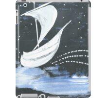 Bateau VII iPad Case/Skin