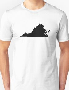 State of Virginia T-Shirt