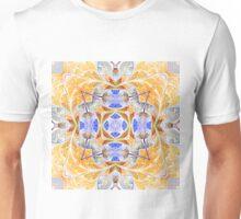 Mandala of Peace - Abstract Fractal Artwork Unisex T-Shirt