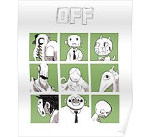 OFF - The complete crew Poster