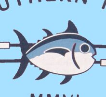 Southern Tide Skipjack Light Blue Sticker Sticker