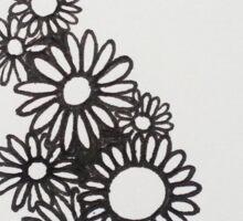 Dizzy Daisy Sticker