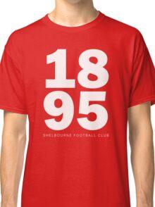 1895 - SHELBOURNE FOOTBALL CLUB  Classic T-Shirt