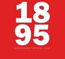 1895 - SHELBOURNE FOOTBALL CLUB  Unisex T-Shirt