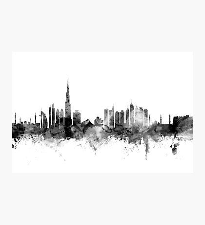 Dubai Skyline Photographic Print
