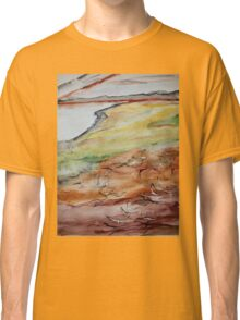 Birds flying Classic T-Shirt