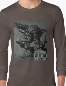 Bioshock Comic Game Big Daddy T Shirt/Phone etc Most Popular Long Sleeve T-Shirt