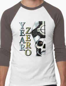 YEAR ZERO Men's Baseball ¾ T-Shirt