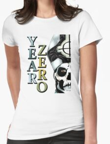 YEAR ZERO Womens Fitted T-Shirt