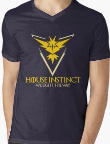 House Instinct (GOT + Pokemon GO) Mens V-Neck T-Shirt