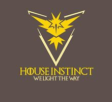 House Instinct (GOT + Pokemon GO) Unisex T-Shirt