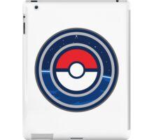 Pokemon GO Icon iPad Case/Skin