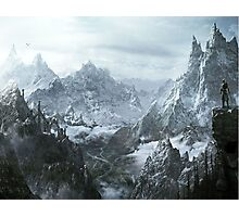 Winterfell Photographic Print