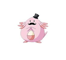 Pokemon Mansey the Daddy-O of all Chanseys  by Xancore