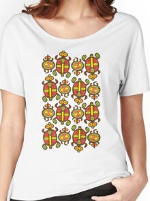 Fabulous Turtles Women's Relaxed Fit T-Shirt