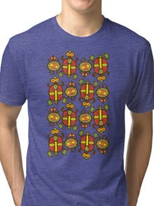 Fabulous Turtles Tri-blend T-Shirt