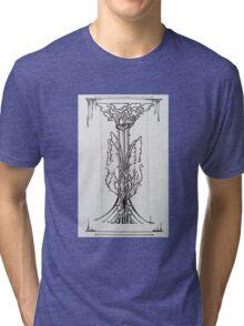 Nouveau Bramble Tri-blend T-Shirt
