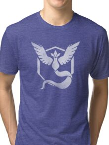 Team Mystic grunge Tri-blend T-Shirt