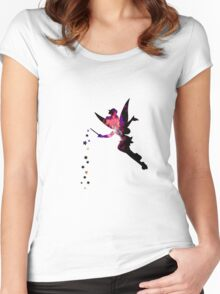 Tinker Bell Women's Fitted Scoop T-Shirt
