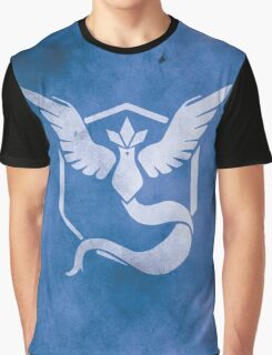 Team Mystic grunge Graphic T-Shirt