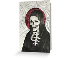 Grim Greeting Card