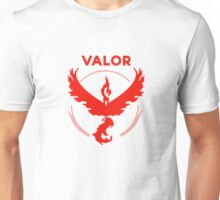 Valor Pokemon GO Unisex T-Shirt