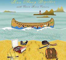 Bag - Canoe to Moonrise Kingdom by Steven House