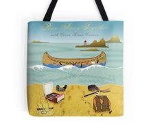 Bag - Canoe to Moonrise Kingdom Tote Bag
