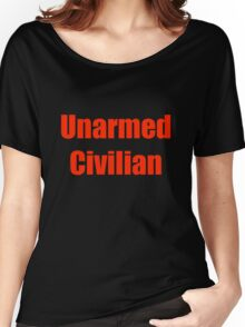 Unarmed Civilian Women's Relaxed Fit T-Shirt