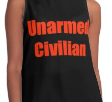 Unarmed Civilian Contrast Tank