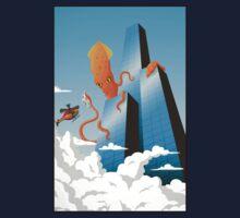 SquidZilla One Piece - Long Sleeve