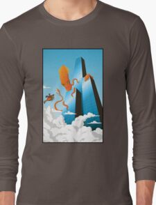SquidZilla Long Sleeve T-Shirt