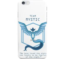 Team Mystic iPhone Case/Skin