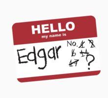Achievement Hunter hello my name is edgar by GingerJMEZ