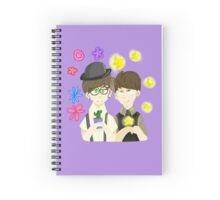 Plant//Star Emli Spiral Notebook